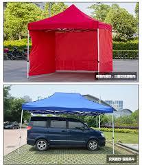 m canap駸 3x6米摺疊帳篷展銷遮陽棚雨棚伸縮停車棚夜市擺攤大排檔四角帳篷