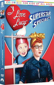 i love lucy dvd news announcement for superstar special 1