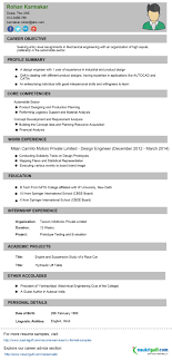 format to make a resume engineering cv format engineering cv format sle engineering