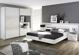 meuble blanc chambre deco chambre adulte blanc avec idee deco chambre adulte gris