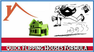 Flipping Houses by Real Estate Investing 101 Quick Flipping Houses Formula Run