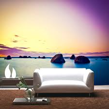 compare prices on ocean scenery wallpaper online shopping buy low