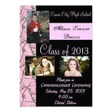 graduation invitations ideas cloveranddot
