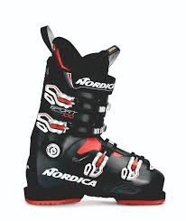 sport motorcycle boots 2018 nordica sportmachine 100 ski boots anthracite red