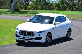 maserati blue 2017 2018 maserati levante gains 321kw twin turbo petrol engine