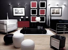 interiors wonderful black white and gold living room ideas white