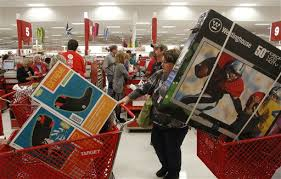 target at arlington tx black friday black friday shoppers hunt deals abc7news com