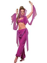 Halloween Costumes Angels Pink Arabian Princess Costume Angels Fancy Dress Costumes