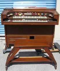 Organ Bench Thomas Organ 821 C Vintage 1960 U0027s Electric Organ W Bench Reverb