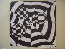 modulo art pattern grade 8 dream draw create op art by grade 8