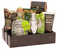 liquor gift baskets margarita party tequila gift basket by pompei baskets