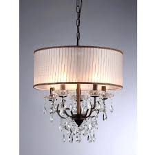 Black Chandelier With Shades Chandeliers Chandeliers With Black Shades Chandeliers With