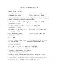 19 astounding sample resume for adjunct professor position