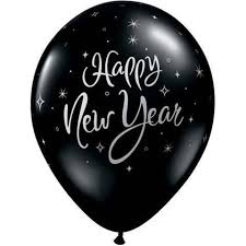 happy new year balloon buy new years party supplies online at build a birthday nz