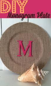 Create Monogram Initials Best 25 Burlap Monogram Ideas On Pinterest Letter Door Wreaths