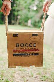 i wonder if i can make this carrier for my bocce ball set
