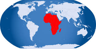 map world africa africa clipart earth globe