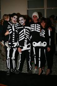 skeleton costumes groups diy skeleton costumes really awesome costumes