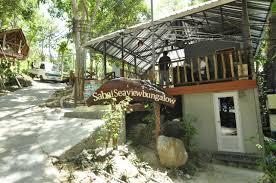 sabai sea view bungalow phi phi don thailand booking com
