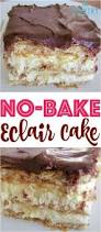 best 25 no bake eclair cake ideas on pinterest chocolate eclair