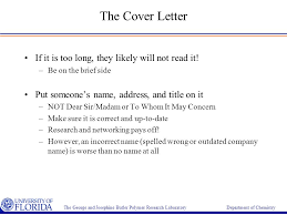 cover letter help to whom it may concern meaning US News Money   US News   World Report