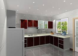 kitchen cabinet awesome modern open kitchen design with brown