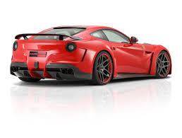 the novitec rosso n largo f12berlinetta is a widebody monster