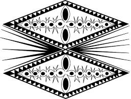 tongan tribal clip art at clker com vector clip art online