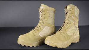 Most Comfortable Military Boots Condor Footwear Military Style Boots Youtube