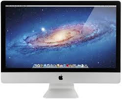 ordinateur apple de bureau apple imac 27 retina 5k reconditionné ff886ll a réparation