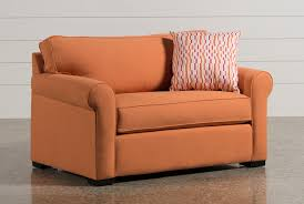 Orange Sofa Bed Sofa Beds Free Assembly With Delivery Living Spaces
