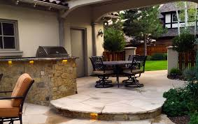 traditional home with the warmth of flagstone and natural stone