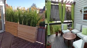 inspiring small balcony privacy screen ideas small balcony