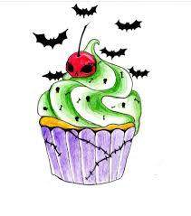 zombie cupcake by tiemearope on deviantart