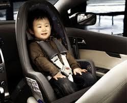 siège auto bébé dos à la route volvo se penche sur la sécurité des enfants et des futures mamans