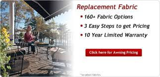 Canvas Awnings For Sale Canvas For Awnings For Your Home Patio Or Deck