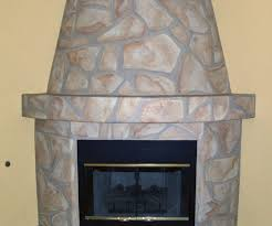 astounding fireplace faux stone fireplace hearth home design ideas