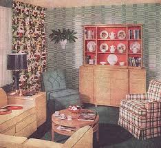 1940 Bedroom Decorating Ideas 1940s Bungalow Living Room Living And Dining Room Craftsman
