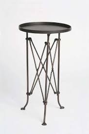 small metal end table small metal accent table cool wonderful small metal accent table