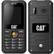 Rugged Cell Phones Caterpillar Cat B30 Dual Sim Gsm Unlocked Waterproof Ip67 Rugged