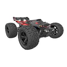 monster jam rc truck team redcat tr mt8e be6s rc car monster truck 1 8 scale brushless