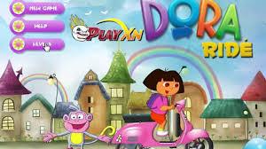 halloween cupcakes dora the explorer videos games for kids dora