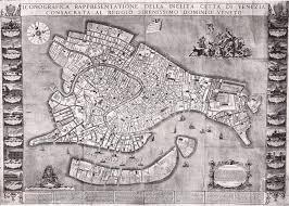 Venice Map Lodovicoughi1729 Jpg