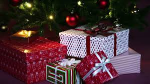 Christmas Decorations Under The Tree by Christmas Gifts And Ornaments Under The Tree Stock Footage Video