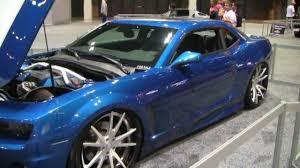 amazing custom camaro for sale in auto show youtube