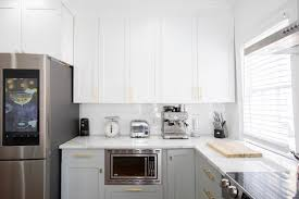 best white paint for shaker cabinets the most popular kitchen cabinet colors and styles real simple