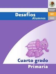 desafio matematico primaria pagina 154 desafios matematicos alumnos 4º cuarto grado primaria by gines