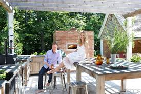 amazing bobby flay outdoor kitchen excellent home design lovely at