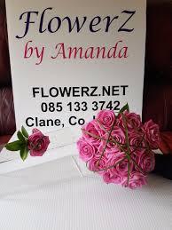 wedding flowers kildare flowerz by amanda on flowers clane wedding