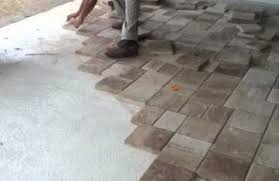Thin Patio Pavers Thin Pavers Patio Ta Pavers Ta Award Winning Brick